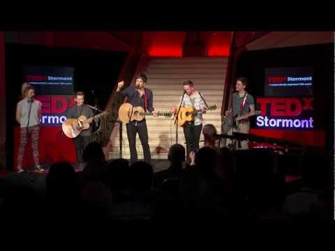This is all that I ask of you: Gary Lightbody and the Assembly at TEDxStormont