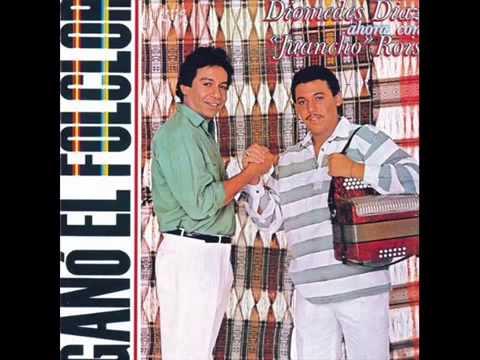 Diomedes Diaz Gano el Folclor Disco Completo