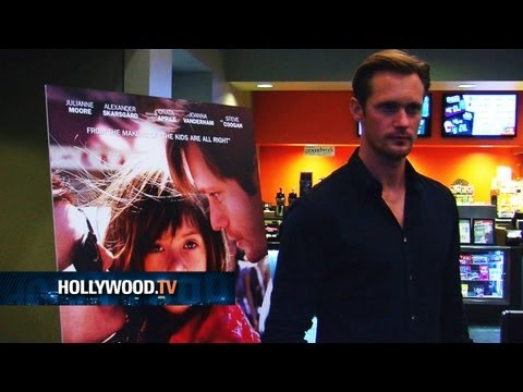 Exclusive interview with Alexander Skarsgard - Hollywood.TV