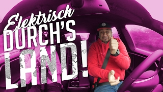JP Performance - Elektrisch durch's Land | Tesla P100D