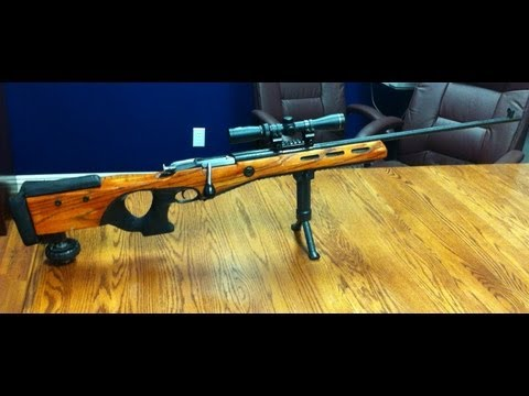 Another Mosin Nagant Project Part 3