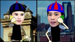 Koos Loos Yuav Pib Dav Hlau Rau Ntaj Neeb Los Saib Nplog Teb  Funny  1/2/2018