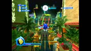 Tropical Resort (Act 1) - Sonic Colours (Wii) - Music 3000 (PS2)
