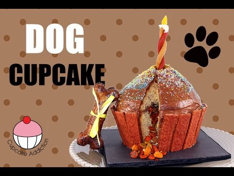 Giant Cupcake For Dogs How To Make A Puppy Pi 241 Ata