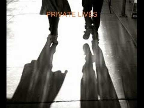 Private Lives - Original Song