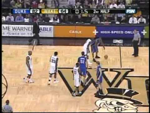 JJ Redick 32 points vs Wake Forest. Jun 25, 2009 8:50 AM. JJ Redick 32 points vs Wake Forest