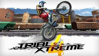 Trial Xtreme 4 (by Deemedya M.S. Ltd.) - iOS / Android - HD (Sneak Peek) Gameplay Trailer