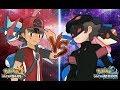 Pokemon Ultra Sun and Ultra Moon: Champion Ash Vs Dark Hero