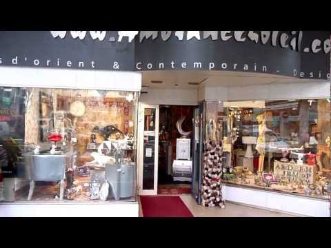 Ambiance soleil home decor store in annecy france youtube for Ambiance home decoration laren
