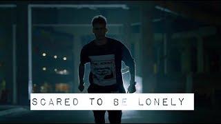 Download Lagu Machine Gun Kelly ─ Scared To Be Lonely Gratis STAFABAND