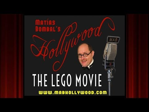 The Lego Movie - Review - Matías Bombal's Hollywood