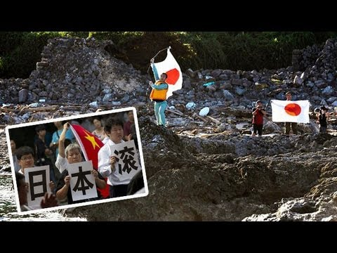 China Japan relations: Diaoyu/Senkaku islands spat gets nasty