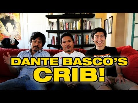 At Home With Dante Basco (Rufio / Zuko)