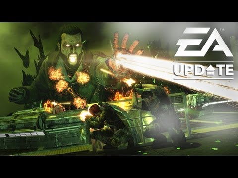 EA Update : Fuse, NHL 14 Cover Vote, SimCity, FIFA 13 Tips | EA UPDATE 25/04/2013