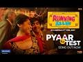 Pyaar Ka Test | Official Video | Running Shaadi | Bappi Lahiri | Taapsee Pannu | Amit Sadh