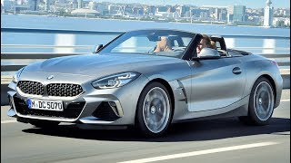 2019 BMW Z4 - Awesome Driver-Focused Roadster
