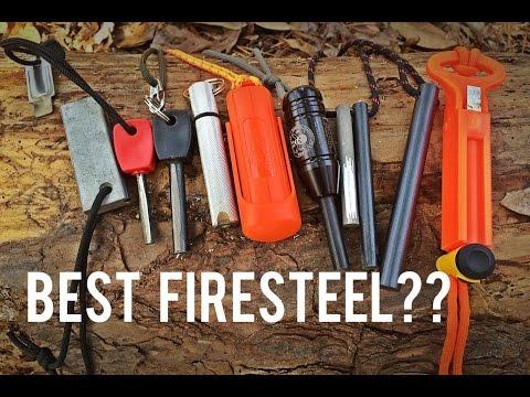 What is the Best Firesteel?
