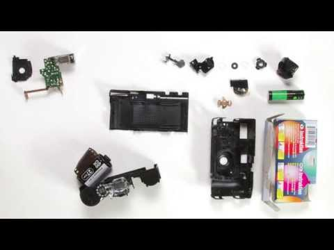 Disposable Camera and Its Parts