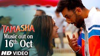 Matargashti Song Poster   Tamasha Music out on 16th Oct   Ranbir, Deepika   T-Series