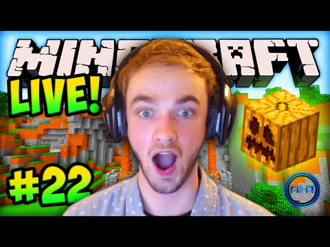 MINECRAFT (How To Minecraft) - w/ Ali-A #22 - LIVE STREAM!