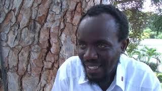 VIDEO: Steeve Colin, premye sitwayen Ayisyen ki kontribye pou rekonstwi Palais National