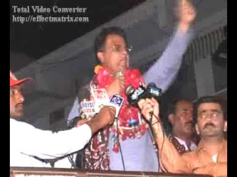 Ayaz Latif Palijo speech long march bhitshah 30 oct 2009 p-2/2