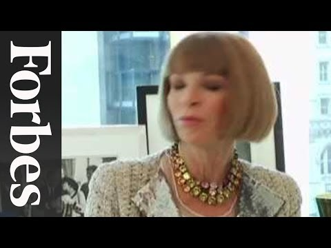 Anna Wintour Is Not Intimidating...