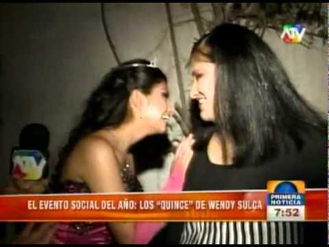 Thumbnail of video Wendy Sulca celebró sus 15 años junto a 10 mil personas