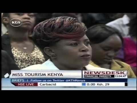 Miss Tourism Kenya officially launches its 2014 edition at the Bomas of Kenya