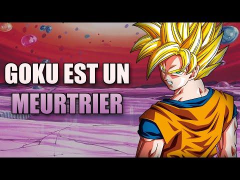 Goku est un meurtrier !