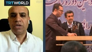 Mahjoob Zweiri on Iran barring Mahmoud Ahmadinejad from running for president in country