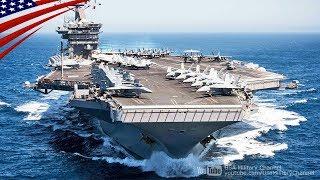 【世界最強】米空母ルーズベルトの艦載機オペレーション