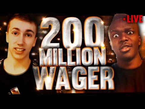 200 MILLION WAGER VS MINIMINTER (FIFA 14)