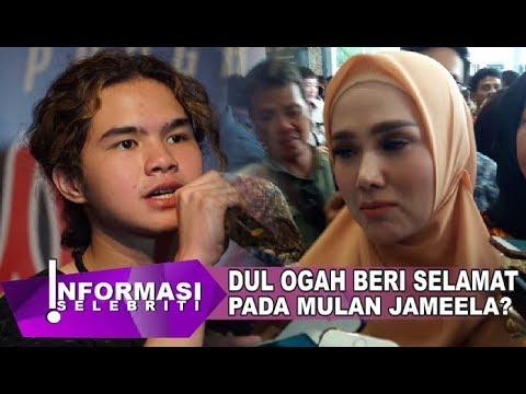 Download  Ditanya Seputar Pelant!kan Mulan Jameela, Begini Reaksi Dul Jaelani Gratis, download lagu terbaru