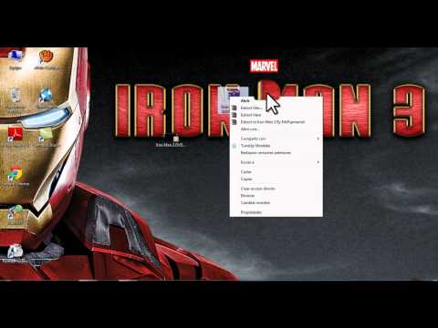 Pelicula completa de iron man 3 en Español (Link en la descripcion del video)
