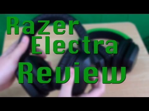 Razer Electra Headphones Review + Microphone Test