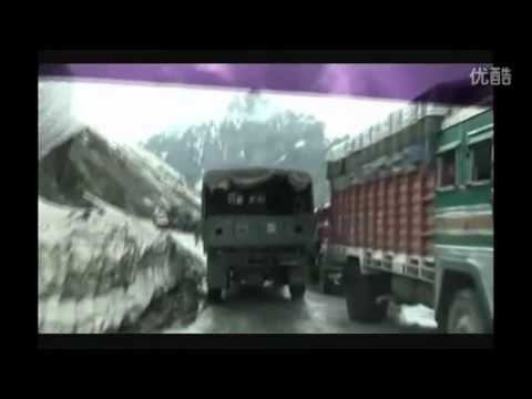 【HD】India's Military preparations on The China-India Border 印度在中印边境西段的动态