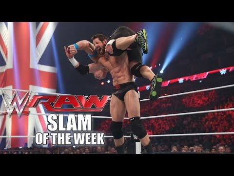 Cena Gets Some Bad News: Wwe Raw Slam Of The Week 4 13 video