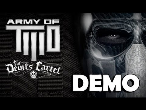 Army of Two: Devil\'s Carter - Demo Demorô