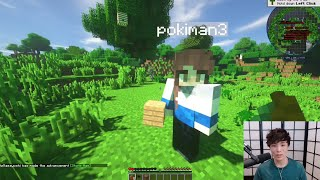 Sykkuno gives Tinakitten a gift in Minecraft | Toast gets outshined | Jodi got YEETED