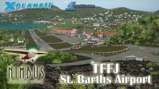 Nimbus St Barths Airport for X-plane 11 & 10