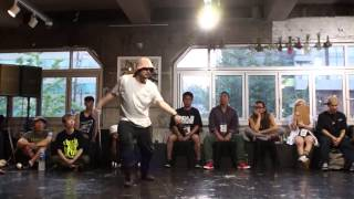 [박원상 강사] Housedancefuture vol 1 best16 박원상 vs sool