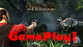 Primal Carnage: PathFinder Gameplay!