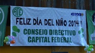 ATE Capital dia del niño 2014