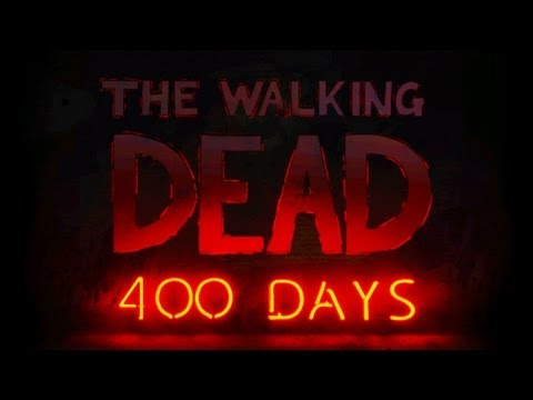 The Walking Dead 400 Days Vince