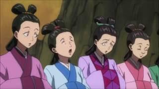 Ushio to Tora Yoko Transformation