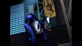 Spider-Man 2001 PC Game Venom cutscenes