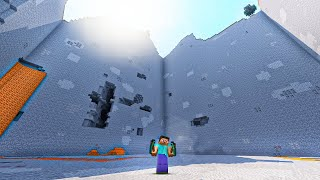 I Mined 250,000 Blocks in Minecraft