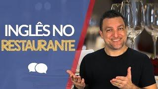 Como Falar Inglês no Restaurante - Pré-Int. #12