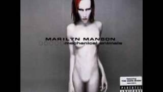 Watch Marilyn Manson Disassociative video